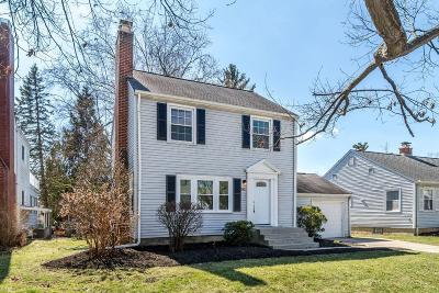 Columbus Single Family Home Contingent Finance And Inspect: 345 E Beaumont Road