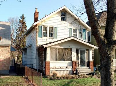 Columbus Single Family Home For Sale: 46 E Welch Avenue