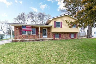 Columbus OH Single Family Home For Sale: $155,000
