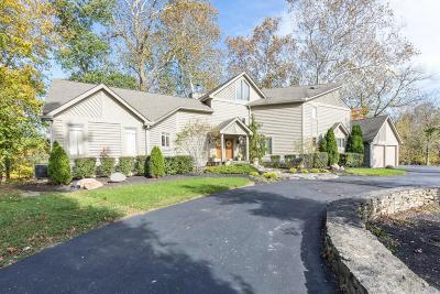 Delaware Single Family Home For Sale: 8071 Olentangy River Road