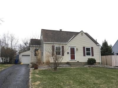 Columbus OH Single Family Home For Sale: $103,700