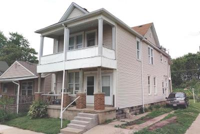 Columbus Multi Family Home For Sale: 52 N Yale Avenue