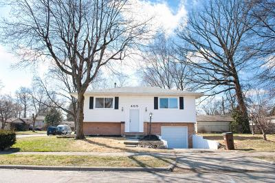 Columbus OH Single Family Home For Sale: $169,900