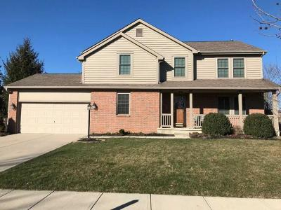 Hilliard Single Family Home For Sale: 4920 Barnhurst Lane