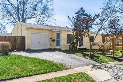 Hilliard Single Family Home Contingent Finance And Inspect: 4567 Bolon Avenue