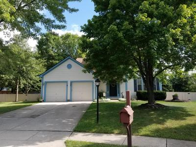 Pickerington OH Single Family Home For Sale: $245,000