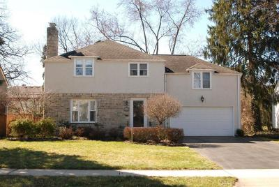 Upper Arlington OH Single Family Home For Sale: $545,000