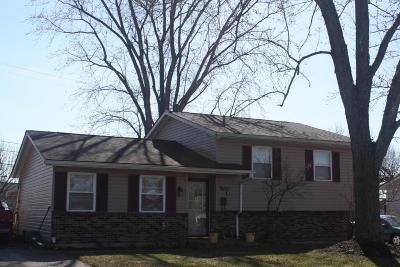 Columbus Single Family Home Contingent Finance And Inspect: 3674 Beechton Road