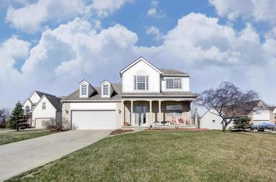 Groveport Single Family Home Contingent Finance And Inspect: 4861 Arbor Grove Court