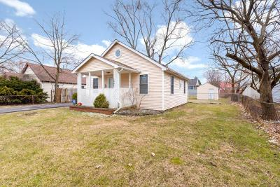 Columbus Single Family Home For Sale: 1991 Ferris Road