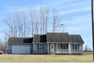 Union County Single Family Home For Sale: 20215 Oh-739