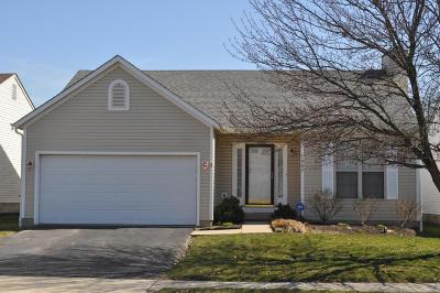 Grove City Single Family Home Contingent Finance And Inspect: 1982 Manley Way