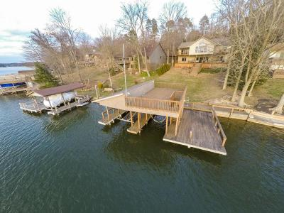 Knox County Single Family Home For Sale: 597 King Beach Drive