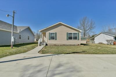 Thornville Single Family Home For Sale: 15005 S Shore Drive