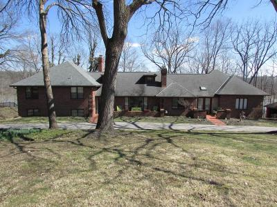 Delaware County, Franklin County, Union County Single Family Home For Sale: 5240 Locust Hill Lane