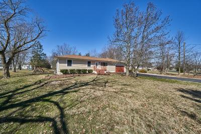 New Albany Single Family Home Contingent Finance And Inspect: 6365 Harlem Road