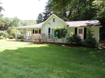 Nelsonville OH Single Family Home For Sale: $285,000