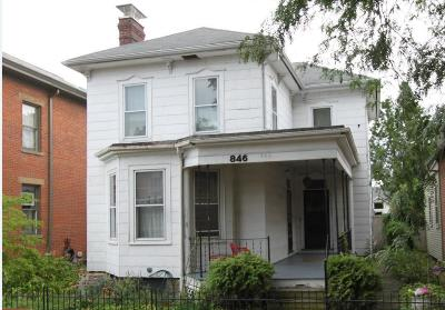 Columbus OH Single Family Home For Sale: $399,900