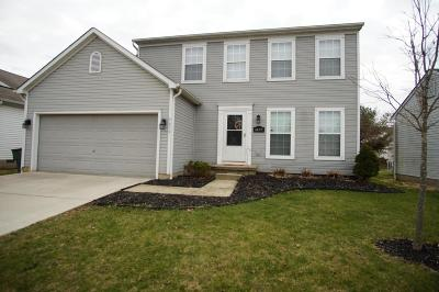 Canal Winchester OH Single Family Home For Sale: $162,500