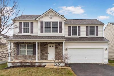 Lewis Center OH Single Family Home For Sale: $349,900