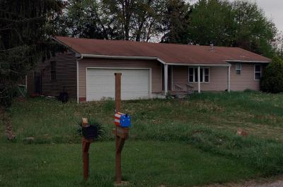 New Albany Single Family Home For Sale: 11407 Johnstown Road