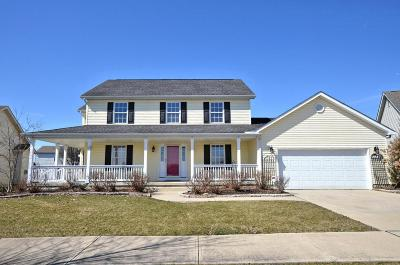 Marysville OH Single Family Home For Sale: $299,900