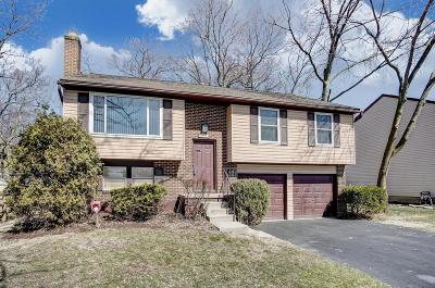 Galloway OH Single Family Home For Sale: $149,900