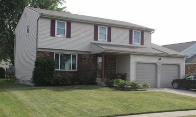 Galloway OH Single Family Home Contingent Finance And Inspect: $174,000