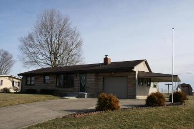 Fredericktown Single Family Home For Sale: 46 Grant Drive