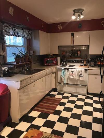Washington Court House OH Single Family Home For Sale: $95,000