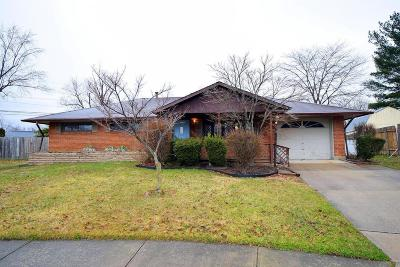 Reynoldsburg Single Family Home Contingent Finance And Inspect: 1660 Pickering Court