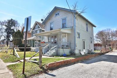 Columbus Single Family Home For Sale: 623 Seymour Avenue