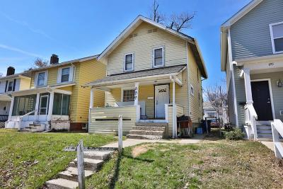 Columbus Single Family Home For Sale: 699 Seymour Avenue