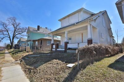 Columbus OH Single Family Home For Sale: $30,000