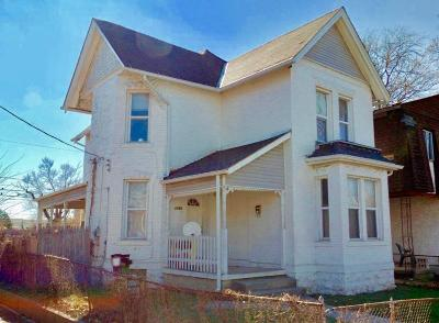 Columbus Single Family Home For Sale: 1199 Atcheson Street