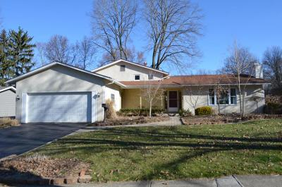 Worthington Single Family Home Contingent Finance And Inspect: 314 Blandford Drive