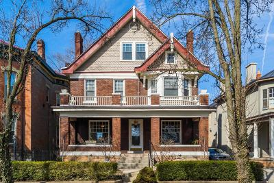 Columbus Single Family Home For Sale: 41 N Monroe Avenue