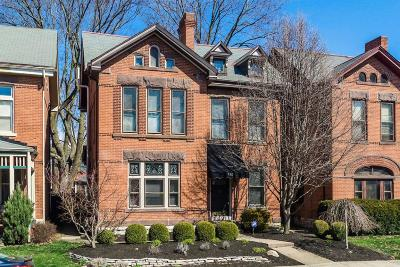 Columbus Single Family Home For Sale: 318 Wilber Avenue