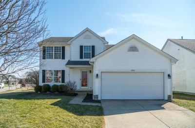 Hilliard Single Family Home Contingent Finance And Inspect: 6064 Heritage Farms Drive