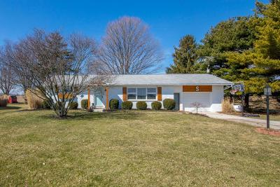 Delaware Single Family Home Contingent Finance And Inspect: 4329 Troy Road