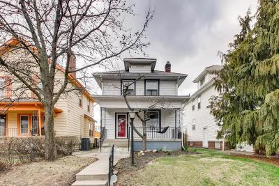 Columbus Single Family Home For Sale: 1289 S 4th Street