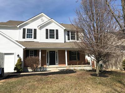 Union County Single Family Home For Sale: 614 Kentucky Circle