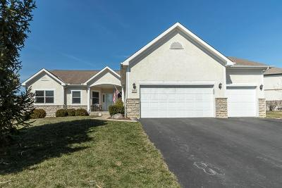 Westerville Single Family Home For Sale: 181 Oakwood Court