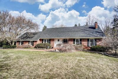 Upper Arlington Single Family Home Contingent Finance And Inspect: 2500 Lane Road