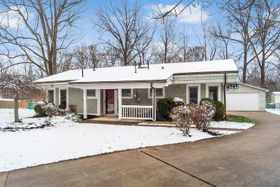 Westerville Single Family Home For Sale: 116 Orchard Lane