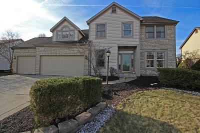 Westerville Single Family Home For Sale: 829 Westray Drive