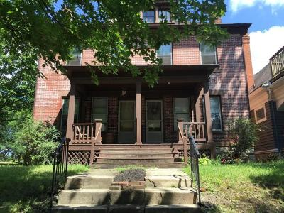 Columbus Multi Family Home Contingent Finance And Inspect: 432-434 W 6th Avenue
