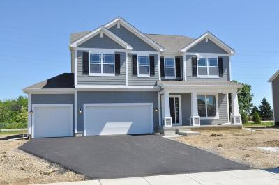 Lewis Center Single Family Home For Sale: 5312 Louden Drive #Lot 8422