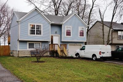 Columbus OH Single Family Home For Sale: $132,000