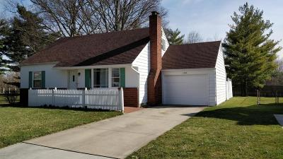 Canal Winchester Single Family Home For Sale: 105 E Hocking Street